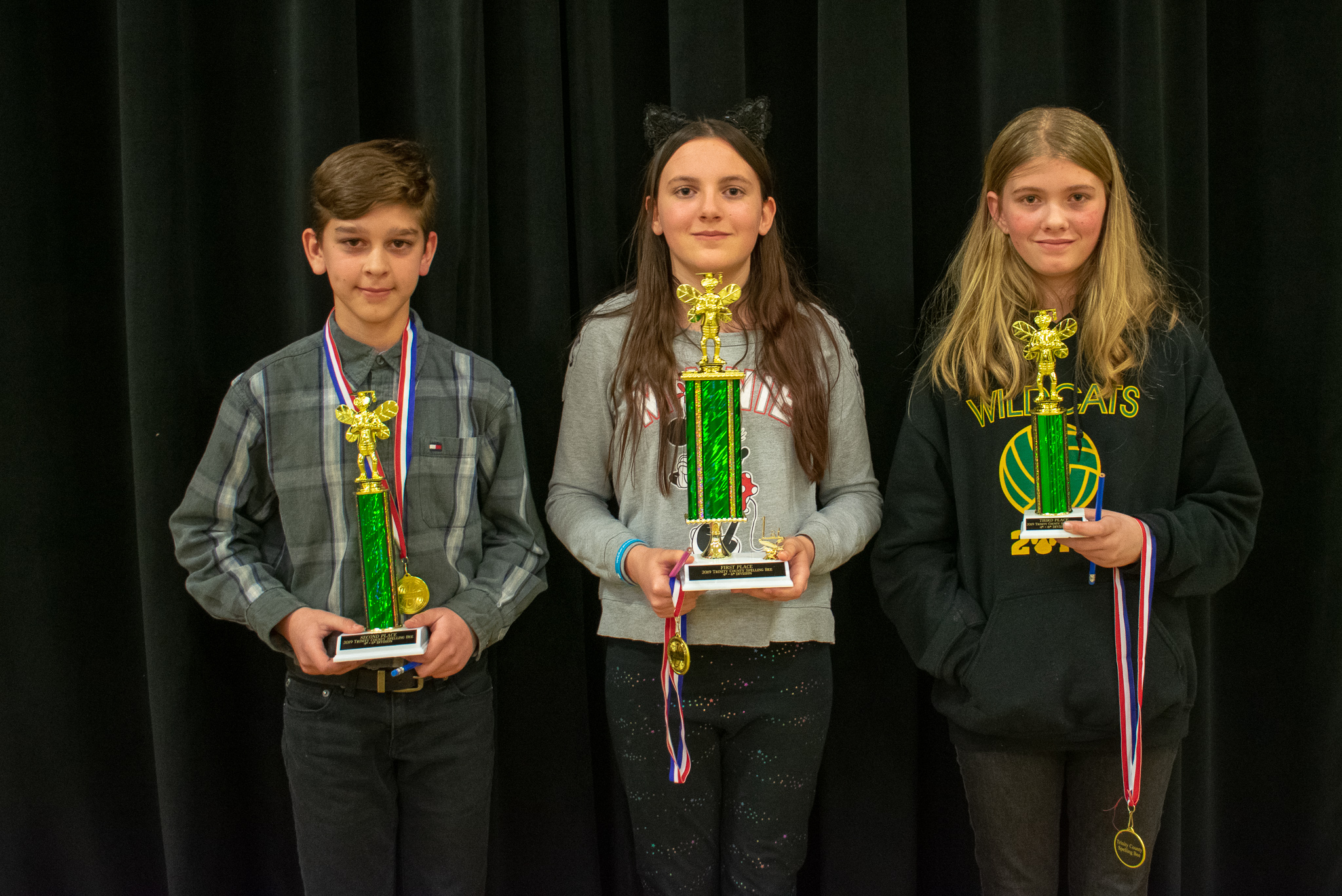 Spelling Bee winners